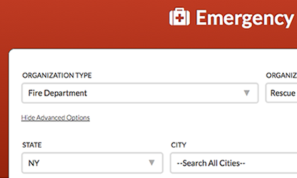 Emergency Services Directory