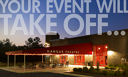 Hangar Theatre Rental Brochure